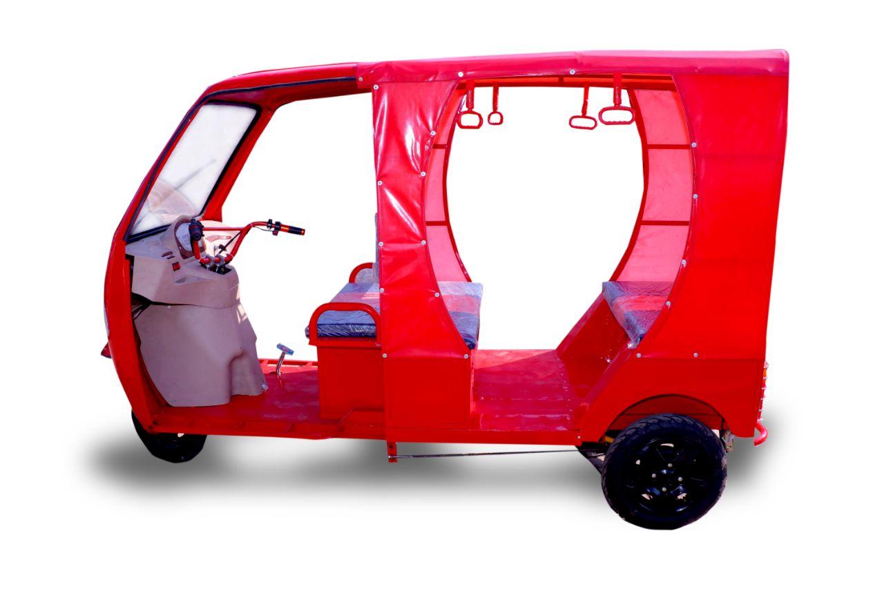 Solar Operated Rickshaw Solar Toto - Solar Toto Riska - Solar Tot...