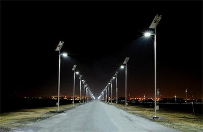 Led Solar Street Lights Price