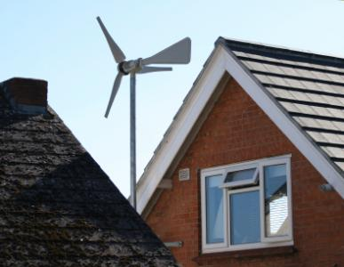 Home Wind Turbine in India