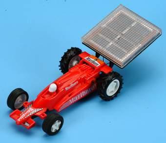 Solar Toy Cars
