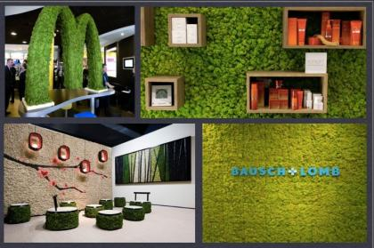 Providing Green Walls By Bharat Solar Energy